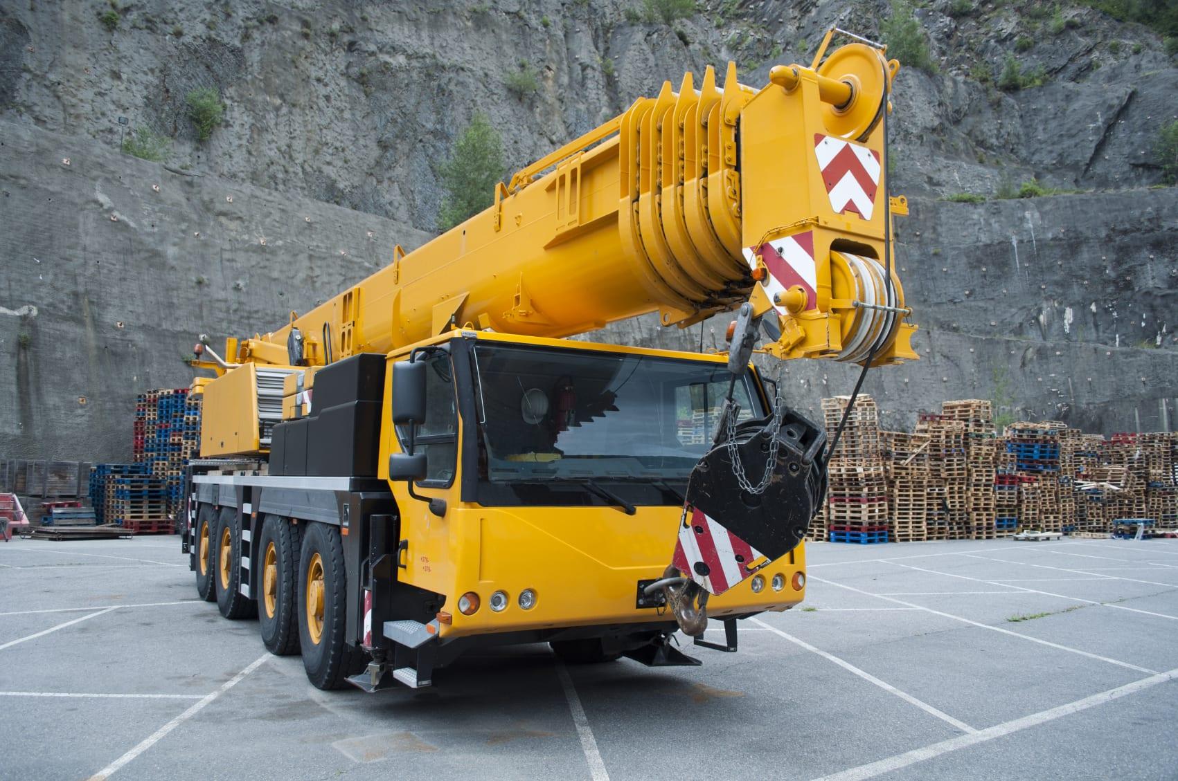 Mobile Crane Brake Parts