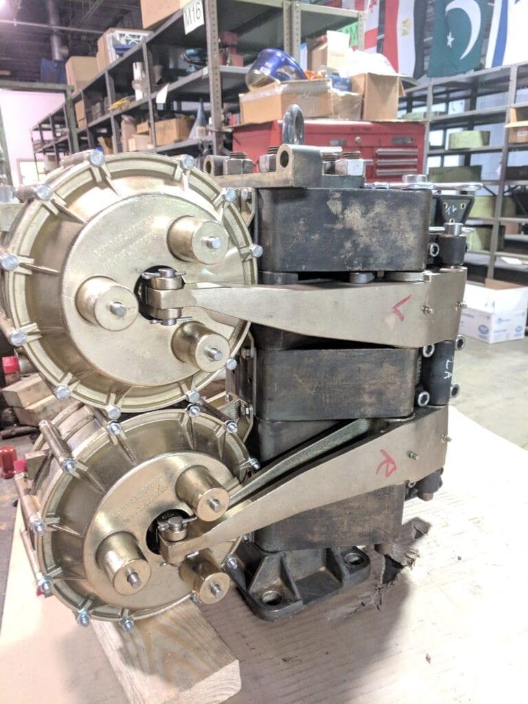 Rebuilt Kobelt 5027 Caliper Brake