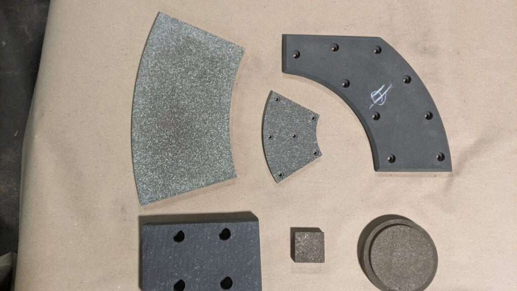 Rigid Friction Segments & Blocks